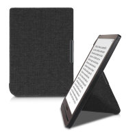 Обложка Origami Hemp для PocketBook 740 Inkpad 3/InkPad 3 Pro (Black)