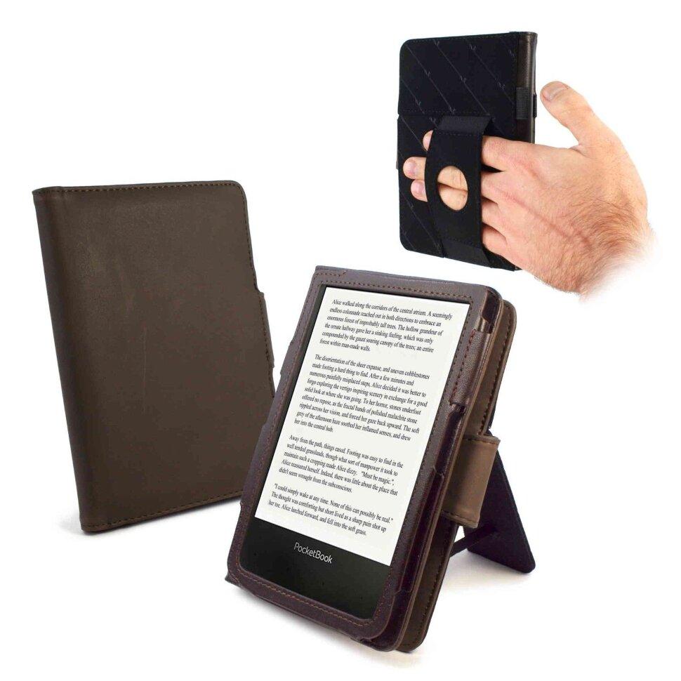 Кожаная обложка для электронной книги своими руками
