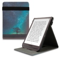 Обложка Stand для PocketBook 740 InkPad 3/InkPad 3 Pro (Galaxy tree)