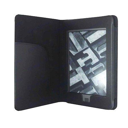 Чехол for PocketBook A10 Tuff-Luv Type-View H3-13 нат. кожа Black