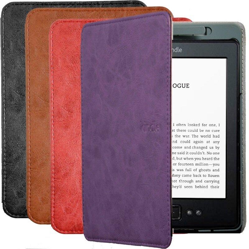 Обложка с фонариком Slim Lighted для Amazon Kindle 4 / Kindle 5